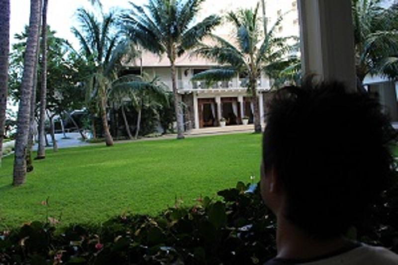 ハレクラニ、ホテル