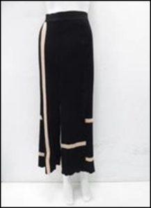 ロエベ、ニットマキシスカート