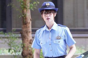 深田恭子、婦人警官