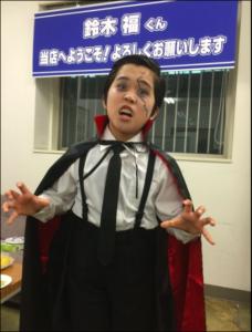 鈴木福 コスプレ