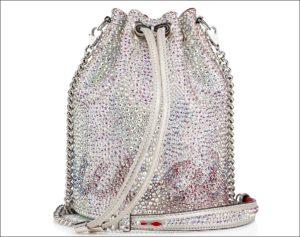 Christian Louboutin、Marie Jane bucket bag