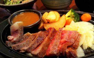 六段 神戸牛ステーキ