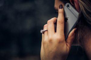 電話、問い合わせ