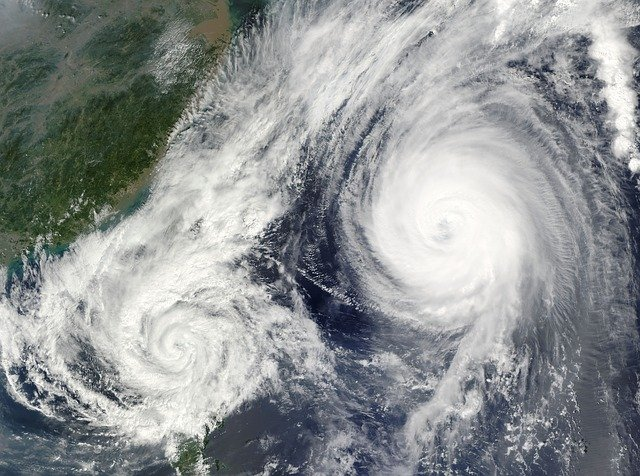 台風5号2021年進路と最新情報!チャンパーが日本に影響を及ぼす可能性は?